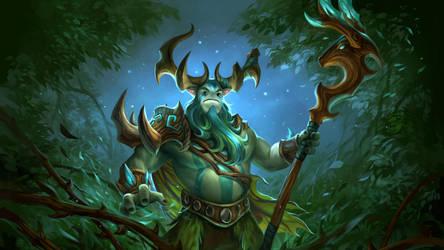 Nature's Prophet Wildthorn set by sandara