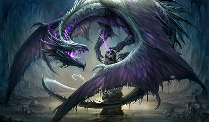 Black dragon v2 by sandara
