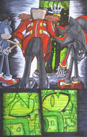 TEASER- C.O.M. Next Saga Comic Page by Sky-The-Echidna