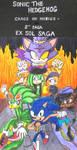 COM 2nd Saga Cover II by Sky-The-Echidna