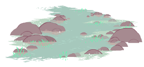 Pixel River Icon by SagaTale