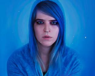 Blu, A Melancholy Fire II by aliceferox