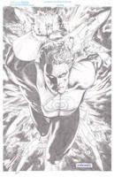 Green Lantern by mikitot