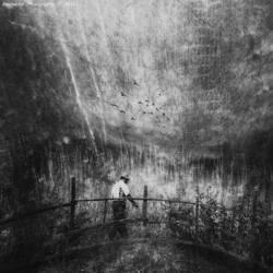 Say Goodbye X by BecherArt