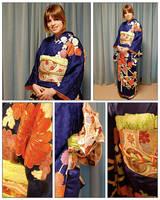 Kimono by chibinis-chan