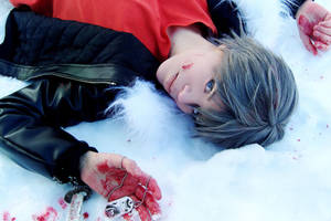 Togainu no Chi: Bloody Snow by chibinis-chan