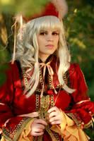 Alichino: little demon lady by chibinis-chan
