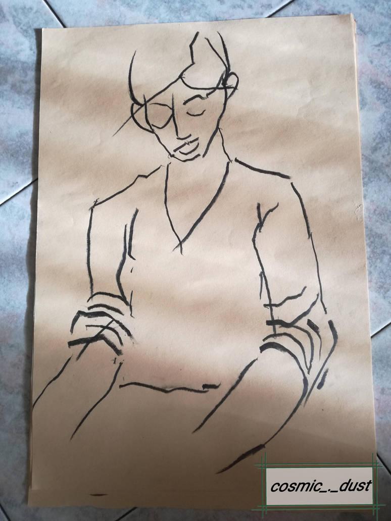 Graphite Portrait by nokia-m97