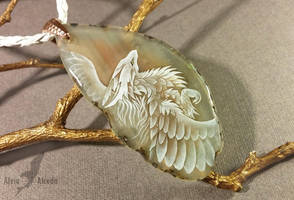 White wings by AlviaAlcedo