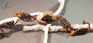 Dragon bracelet   [Ebay] by AlviaAlcedo