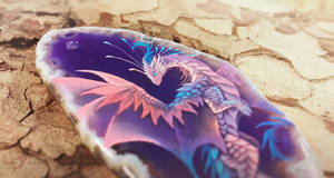 Tropical fairy dragon [WIP] by AlviaAlcedo