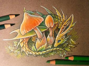Forest guardian by AlviaAlcedo
