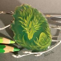 A green treasure by AlviaAlcedo