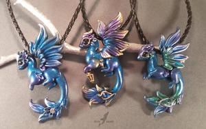Precious dragons by AlviaAlcedo