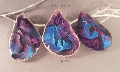 Night bringers by AlviaAlcedo
