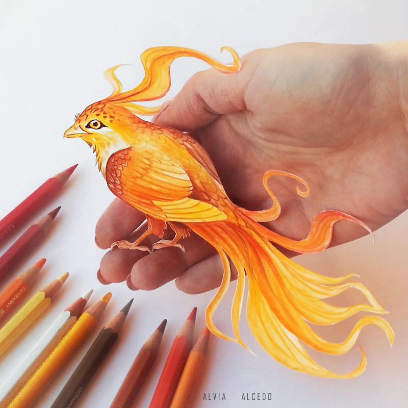 Firebird by AlviaAlcedo