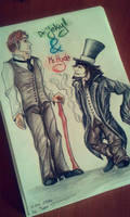 Dr. Jekyll and Mr. Hyde by 3elk4