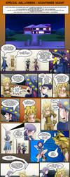 La magie de l'Amitie - Special Halloween by Isenlyn