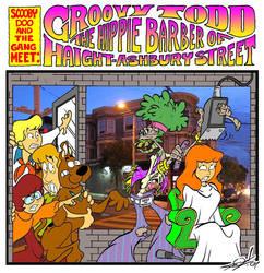 Scooby Doo Tribute by JayFosgitt