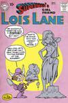 LOIS LANE MEETS MR MXYZPTLK by JayFosgitt