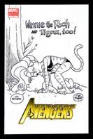 MARVEL SKETCH COVER 3 by JayFosgitt