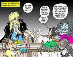 Hoggle's Bar and Grill by JayFosgitt