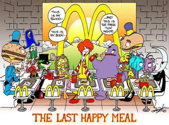 The Last Happy Meal by JayFosgitt