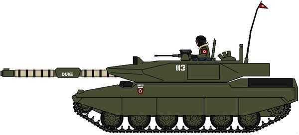 5308dcf8d873 MBT-70 Patriot by IgorKutuzov on DeviantArt