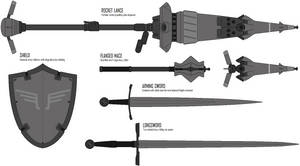 Leopold 2.0 weapons by IgorKutuzov