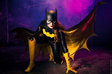 New52 Batgirl : :2: : by breathless-ness