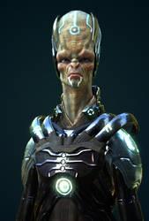 Alien 11.102 by perana