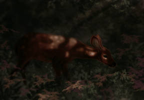 glimpse of hope by wispwolf
