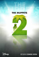 The Muppets 2 - Teaser poster by jphomeentertainment