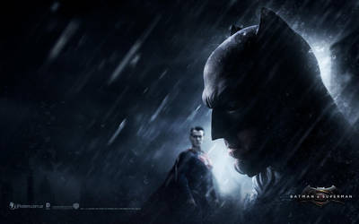 Wallpaper para BATMAN v SUPERMAN (2016) by jphomeentertainment