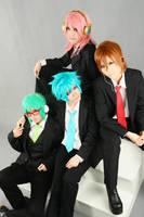 Vocaloid boys by hardhk28