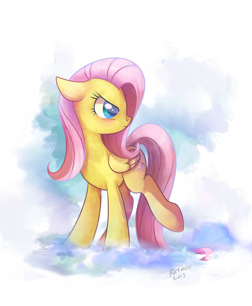Fluttershy by RatiasuQ