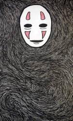 No Face by happyfear