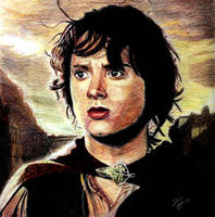 Frodo by DancesWithWacom