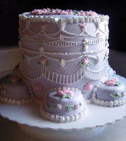 Blossom Cake by DancesWithWacom