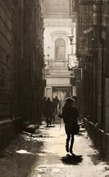 Walking aimless by mariusiancu