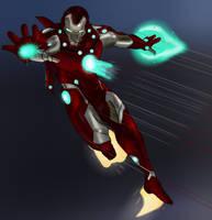 Armored Avenger: MK II by Oreomega95