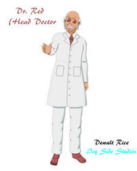 Dr. Red (Head Doctor) by Sol-Tamida