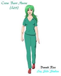 Nurse (L05) by Sol-Tamida