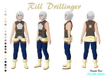 Rill Drillinger Reference Sheet by Sol-Tamida