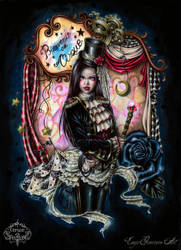 The Ringmaster Minerva by EnysGuerrero