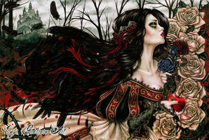 Snow White by EnysGuerrero