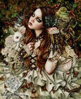 Natanya's Wonderland by EnysGuerrero