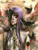 Purple Emily by EnysGuerrero