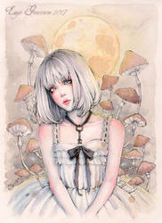 Mushroom Trap by EnysGuerrero
