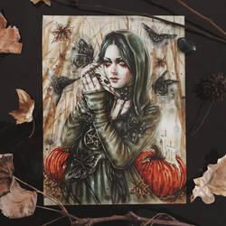 New Halloween Prints by EnysGuerrero